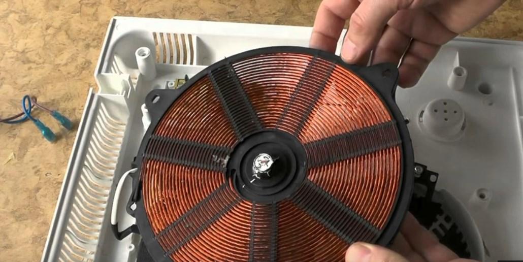Электрическая печь ремонт своими руками