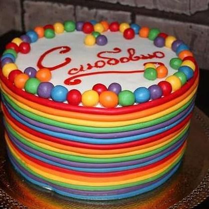 Детские торты на день рождения, Как украсить детский