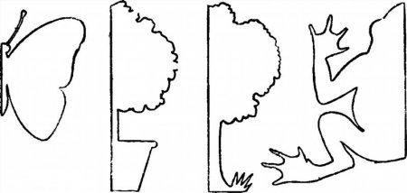 Схема для сгиба