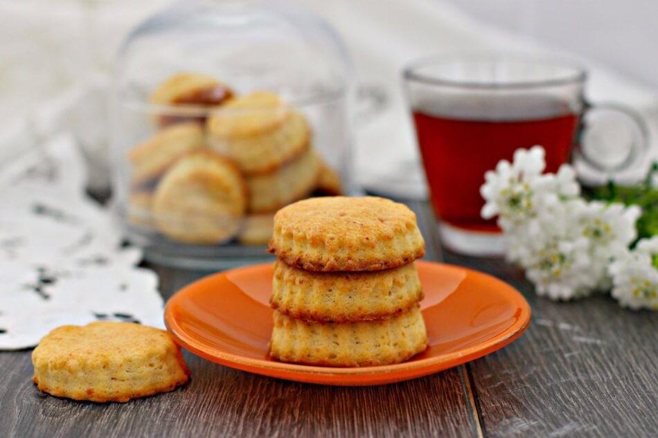 Творожное печенье с творогом - 59 рецептов