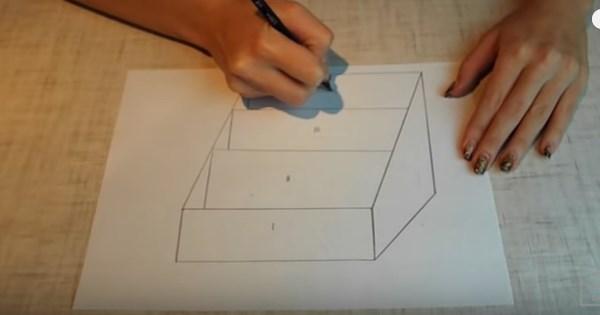 Органайзер (комод) для косметики своими руками: из коробки или из дерева