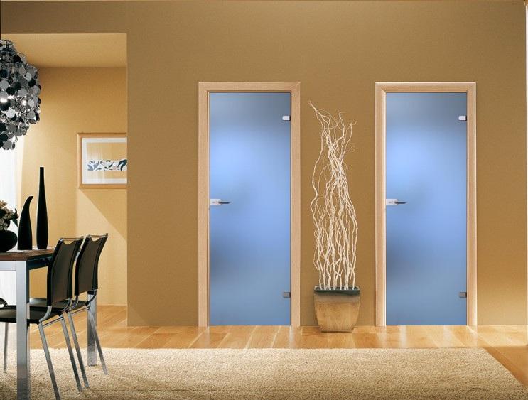 Варианты дверей для санузла
