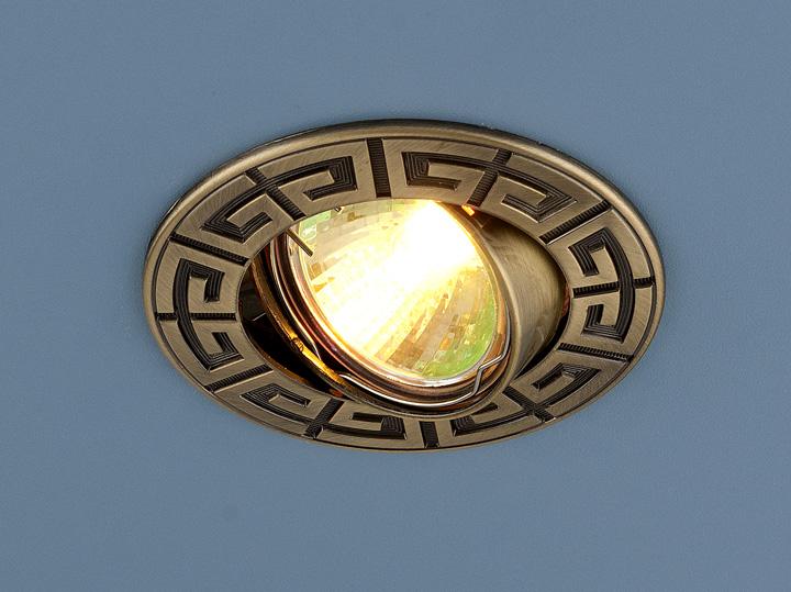 Поворотная модель светильника