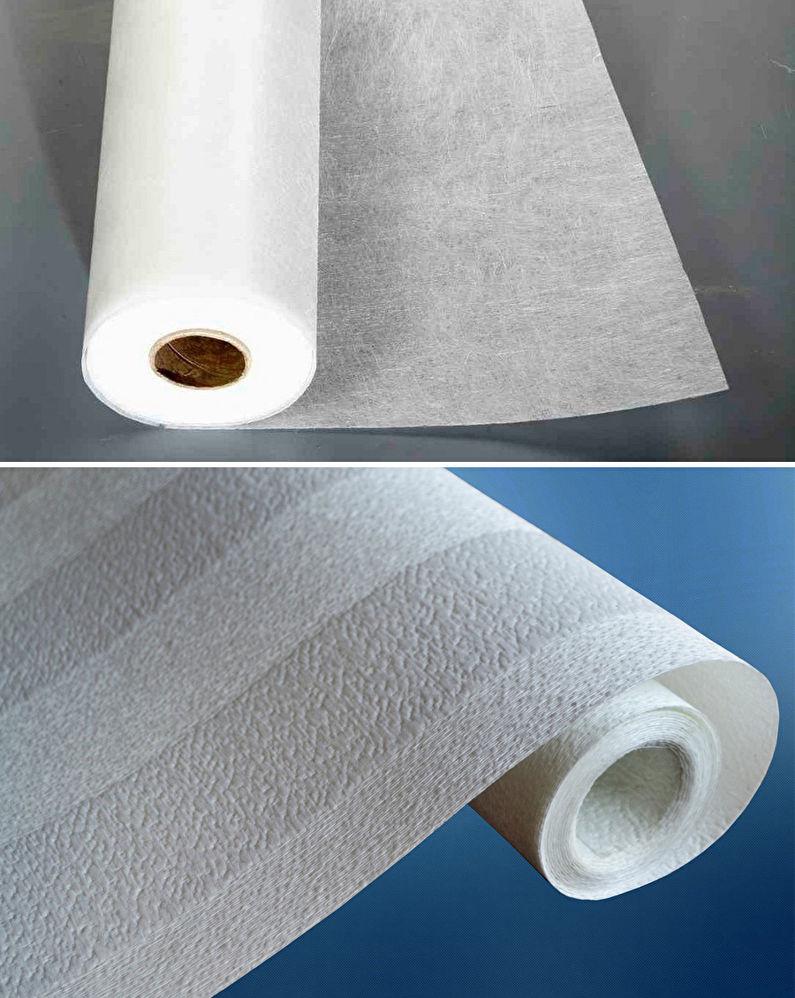 Виды стеклотканевого покрытия