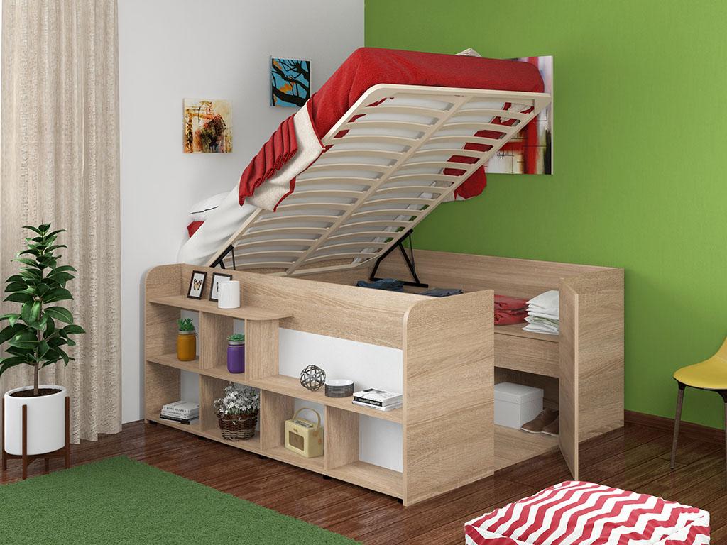 Кровать - чердак