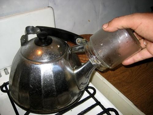 Используем чайник