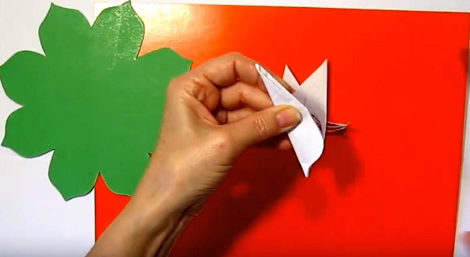 -7 Поделки из бумаги своими руками для детей 7 лет: поэтапно
