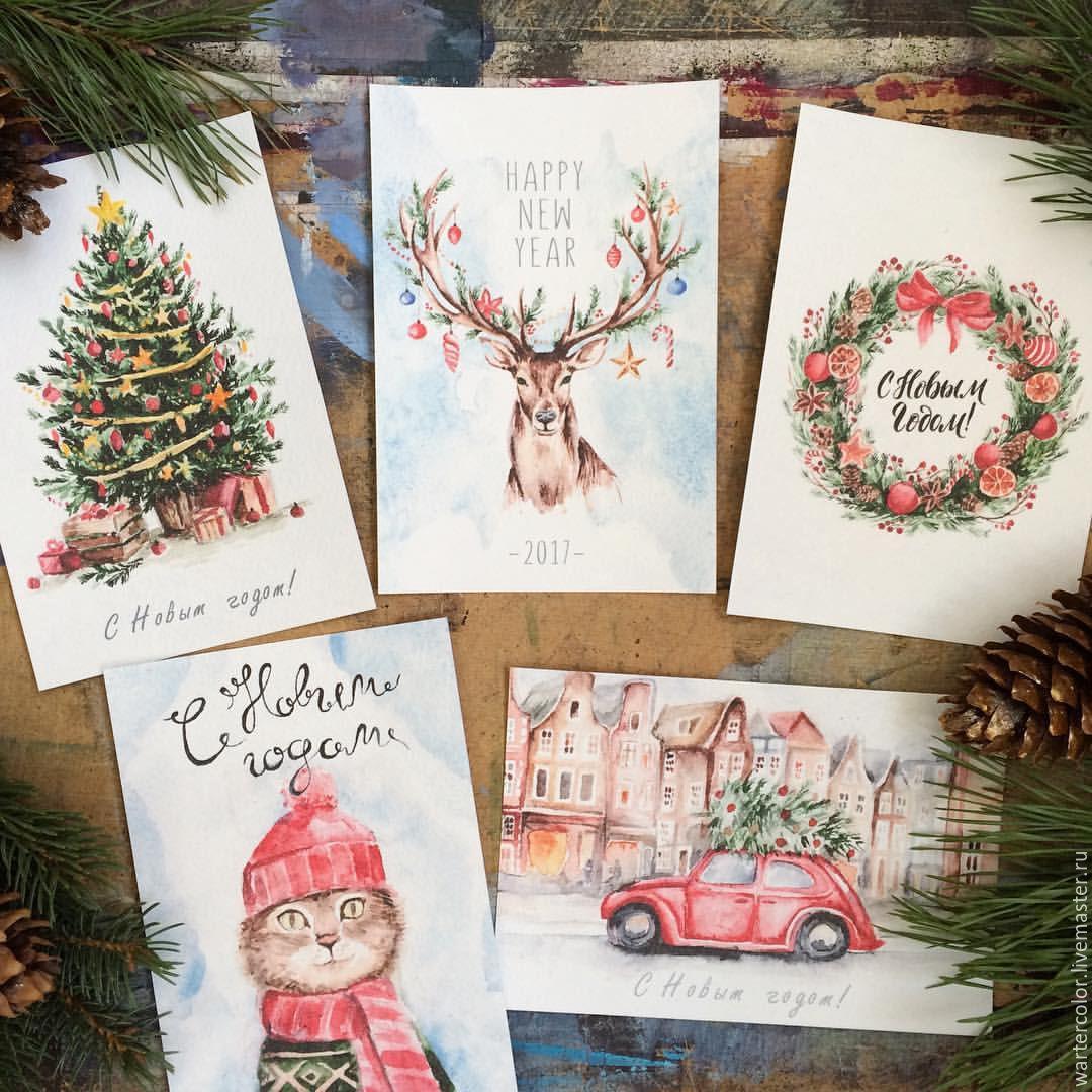 Миасс картинки, простая открытка на новый год рисунки
