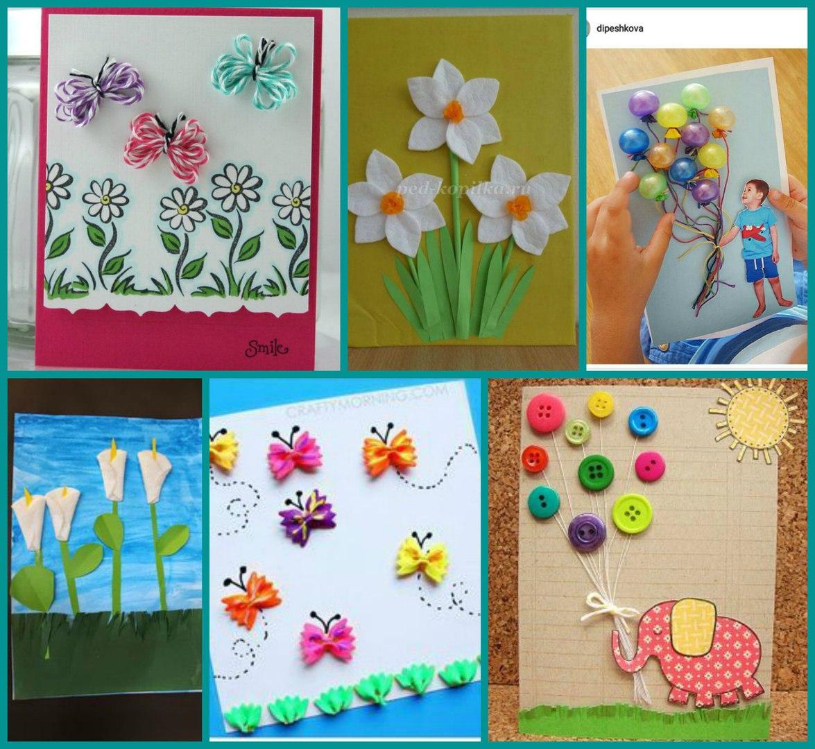 mRx-lQvtKPo Как сделать красивые открытки на 8 Марта своими руками: фото, видео