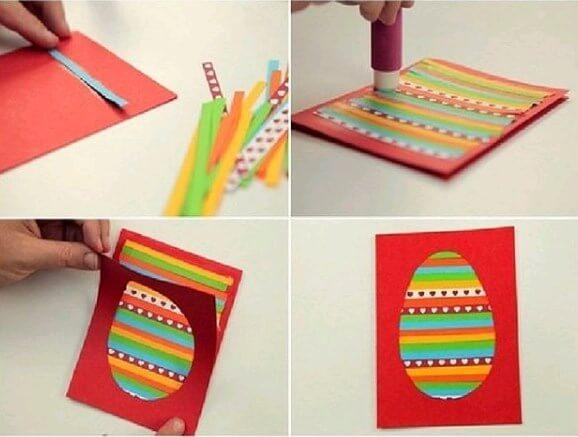 Объемные, мастер-класс открытки для детей