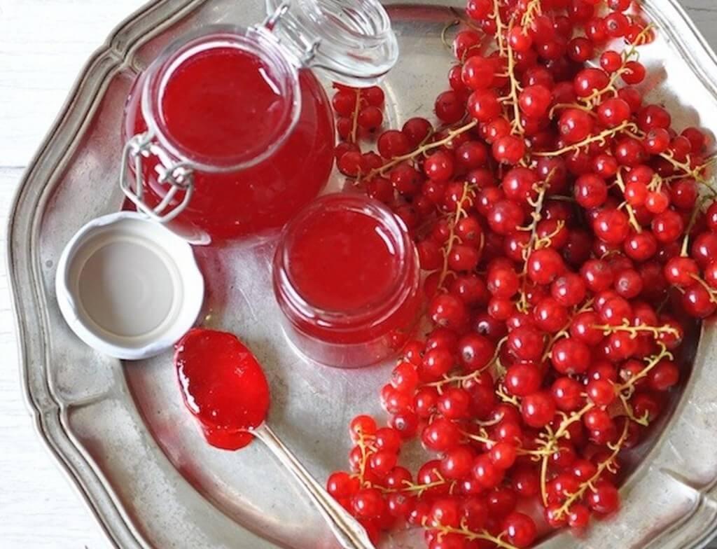 как приготовить варенье из красной смородины