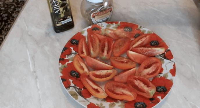 Вяленая помидора в домашних условиях на зиму