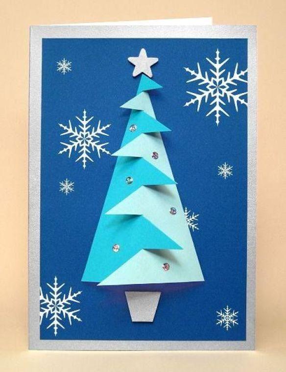 Рисунок раскраска, новогодние открытки своими руками 3д