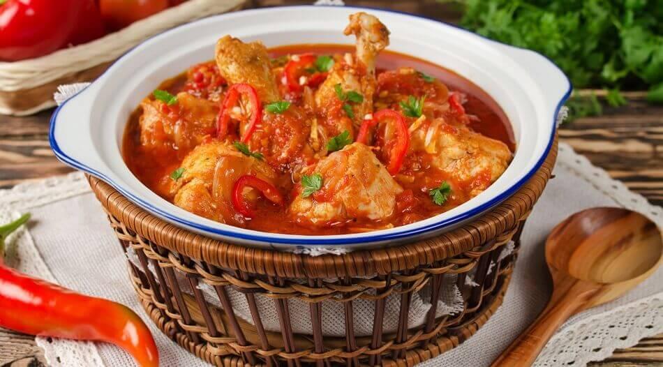 Как приготовить чахохбили из курицы по-грузински: 6 рецептов