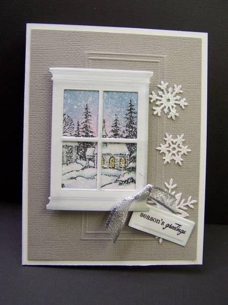 Красивые анекдоты, открытка окно зима своими руками