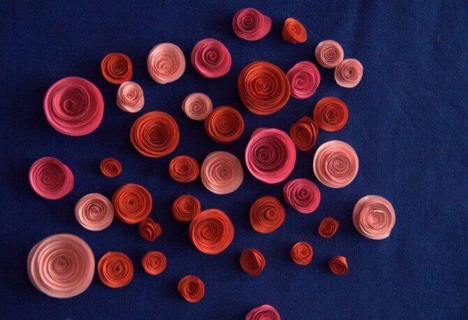 Открытка розы на сердце своими руками, спасибо мороженое юный