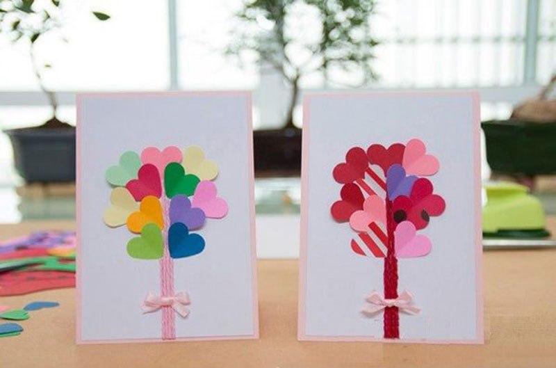 Добрым утром, открытки сделать своими руками детские