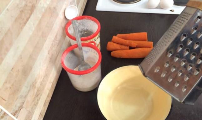 Как делать морковную запеканку