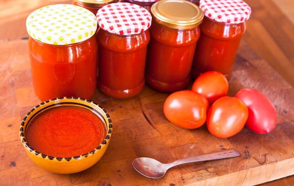 Вкусный томатный сок на зиму в домашних условиях