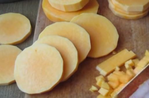 Как варить варенье из тыквы с лимоном