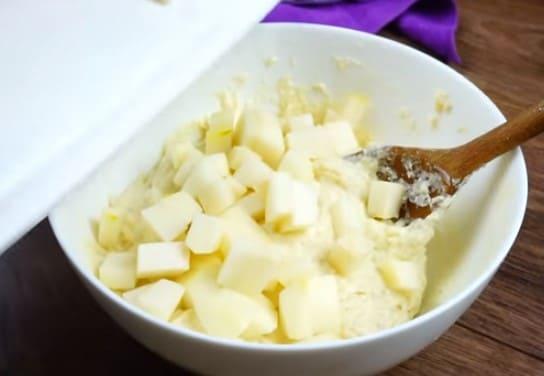 Пирог с грушами в духовке пошаговый простой