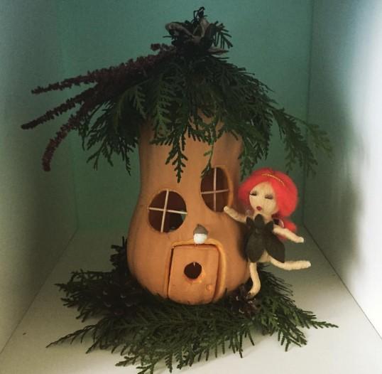 dom-f Осенние поделки из тыквы своими руками: 12 красивых и оригинальных поделок из тыквы для детского сада и школы