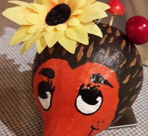 eg5 Осенние поделки из тыквы своими руками: 12 красивых и оригинальных поделок из тыквы для детского сада и школы