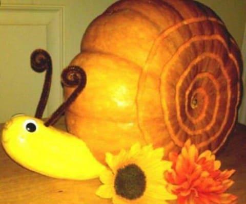 ulitt Осенние поделки из тыквы своими руками: 12 красивых и оригинальных поделок из тыквы для детского сада и школы