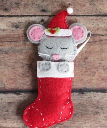 Крыса (мышь) своими руками — символ 2020 года из разных материалов на Новый год